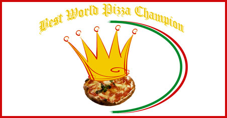 BEST WORLD PIZZA CHAMPION