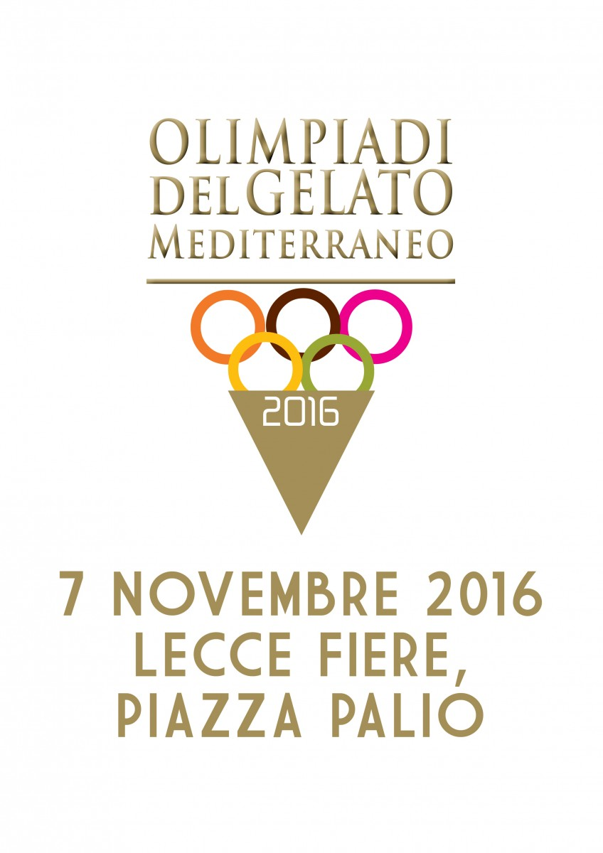 OLIMPIADI DEL GELATO MEDITERRANEO 2016