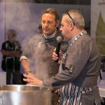 Filippo La Mantia e Gigi Perrone forum cucina - AgroGePaciok -