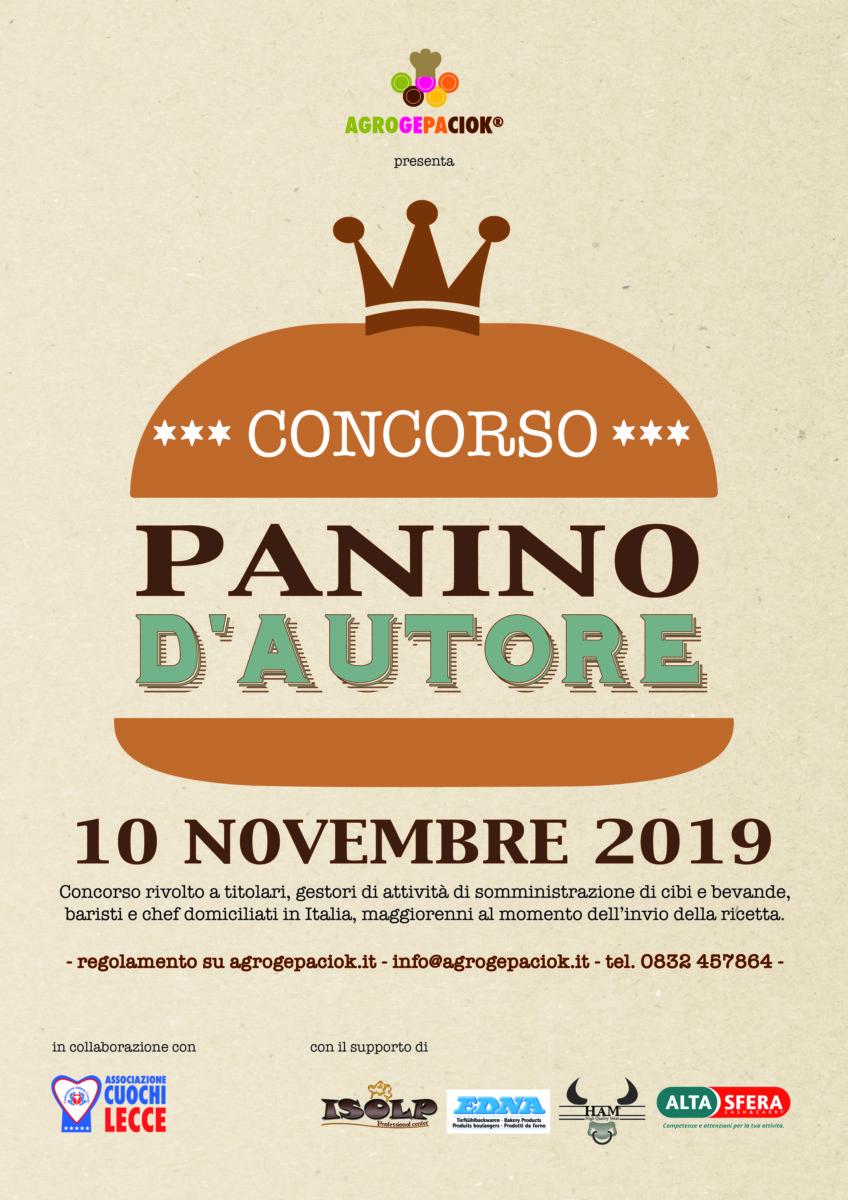 PANINO D'AUTORE
